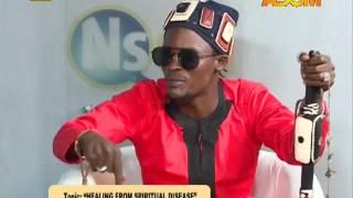 """Healing from spiritual disease"" - Nsem nketenkete on Adom TV (22-6-17)"