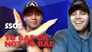 Calum & Luke 5SOS Would Bae Ariana Grande