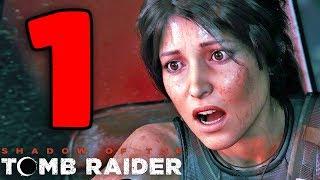 SHADOW OF THE TOMB RAIDER - [Walkthrough Gameplay ITA HD - PARTE 1] - LARA CROFT e L' APOCALISSE!!