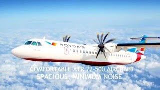 NOVOAIR Connecting Every Corner
