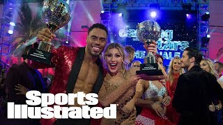 Rashad Jennings: Dance Practices Are Harder Than Football Practices | SI NOW | Sports Illustrated