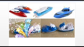 Motor Boat Toy for kids | Boat toys for toddlers