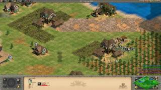 age of empires 2 HD ! 3V3 BF