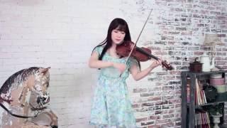 「めざせポケモンマスター」/石川綾子  POKEMON Anime Theme Violin Cover - AYAKO ISHIKAWA