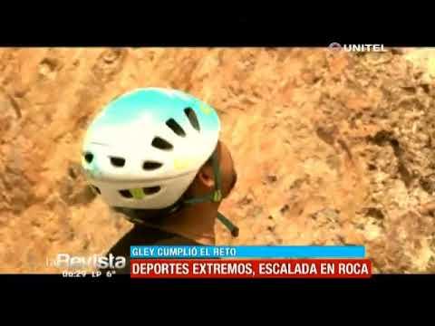 Xxx Mp4 Gley Salazar Cumplió Su Reto Realizando Montañismo Y Escaló Un Cerro Parte 1 3gp Sex