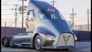 8 ابتكارات رائعة للشاحنات رووووعه لعشاق الشاحنات