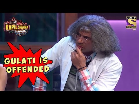 Dr. Mashoor Gulati Is Offended - The Kapil Sharma Show