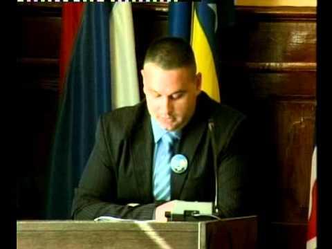 Milenko Mitrović sjednica Skupštine opštine Bijeljina