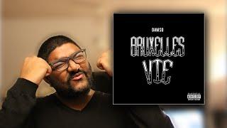 Première Écoute Single - BruxellesVie (Damso)