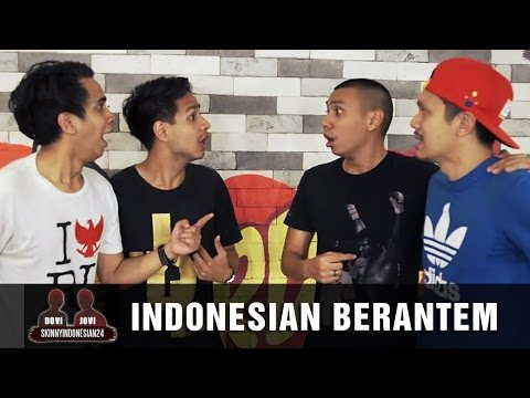Dovi & Jovi - Indonesian Berantem