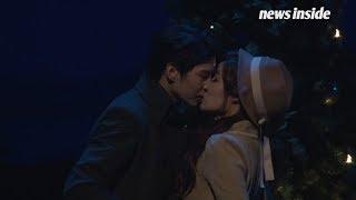 [SSTV] '황태자 비주얼' 정택운(VIXX LEO), 민경아와 달콤한 키스 '시선 올킬' (더 라스트 키스)