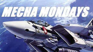 Mecha Mondays: Super Dimension Fortress Macross!