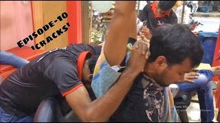 The Great Indian Head & Upper Body Massage(cracks) | Episode- 10 | ASMR