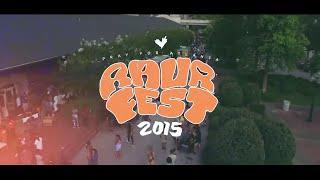 Raury - Raurfest 2015