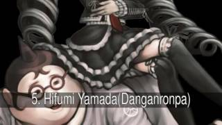 Los más famosos Sados del anime