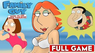 Family Guy: Back To The Multiverse  - Full Game Walkthrough 【NO Commentary】