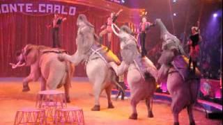 L'Open Door Circus Show a Montecarlo