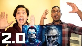 2.0 First Look Poster Teaser Reaction & Review | Rajinikanth, Akshay Kumar | Stageflix