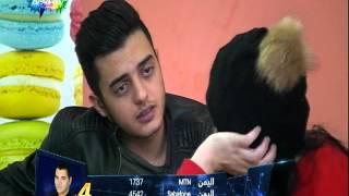 حديث حنان ورفاييل وتنضم ليهم  انيس 25/01/2016 ستار اكاديمي 11