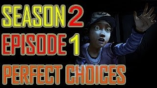 The Walking Dead Game Season 2 Episode 1 PART 1 no commentary FULL EPISODE 6 let's play gameplay