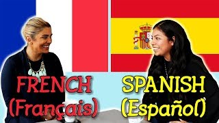 Similarities Between French and Spanish
