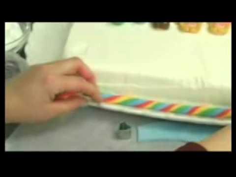 أضافة رائعه على الكيكه شاهد كيف تصنع.wmv
