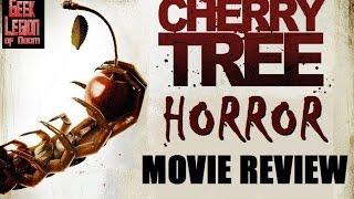 CHERRY TREE ( 2016 Naomi Battrick ) Witchcraft Horror Movie Review