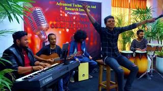 Adare Pawasala - Dasun Madushan  - Judges Performance - Atari Singing Competition 2020