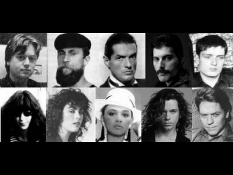 Rest In Peace (v. 4) - 80s musicians