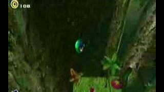 Sonic Adventure 2 - Green Forest