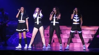 Little Mix - DNA Tour Performance Live - at the BIC, Bournemouth on 16/02/2013