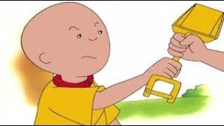 Funny Animated cartoons for Kids | Caillou gets grounded | Cartoon Movie | CARTOON FOR CHILDREN