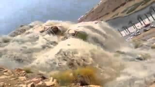 Sungai - Air Terjun -Salju di Arab Tanda Terbaru Kiamat Semakin Dekat
