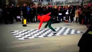 Best street dance ever...London