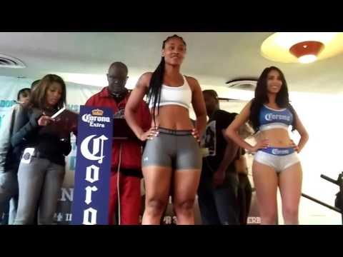 Xxx Mp4 Latondria Jones Weigh In Jack Vs Bute Card EsNews Boxing 3gp Sex