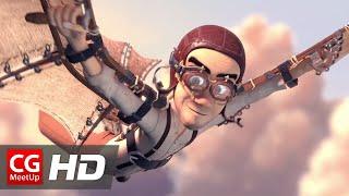 """CGI Animated Short Film HD: """"Le Constructeur de Malheur Short"""" by Kristin, Manuel, Philipp, Peter"""