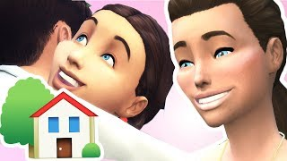 Let's Play The Sims 4 PARENTHOOD | BAILEY'S FIRST HOME! | Part 47