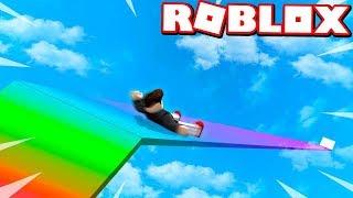ROBLOX SLIDE 999,999,999 FEET CHALLENGE!