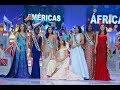 [ Live ] ชมสด ร่วมเชียร์ นิโคลีน ในการประกวดรอบตัดสิน Miss World 2018