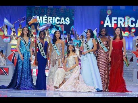 Xxx Mp4 Live ชมสด ร่วมเชียร์ นิโคลีน ในการประกวดรอบตัดสิน Miss World 2018 3gp Sex