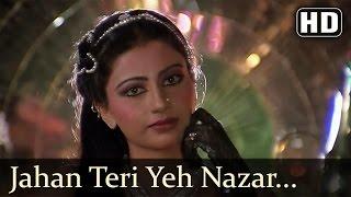 Kaalia  Jahan Teri Yeh Nazar  Amitabh Bachchan  Asha Parekh  Bollywood Song   Kishore Kumar