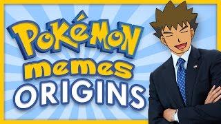 The Origin of Pokemon Memes 3