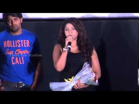 Best Technician in tamil Cinema Prabhu solomon  Anjali Speech   Kayal  Launch