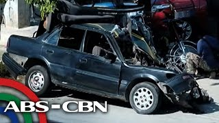 TV Patrol: 7 patay, 1 kritikal sa banggan ng kotse at truck