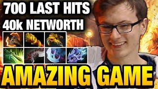 INCREDIBLE Game EPIC Carries Fight Miracle- [Juggernaut] Dota 2