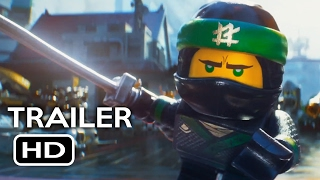 The LEGO Ninjago Movie Trailer #1 (2017) Jackie Chan, Dave Franco Animated Movie HD