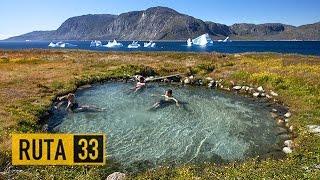 Las aguas termales de la isla Uunartoq | Groenlandia