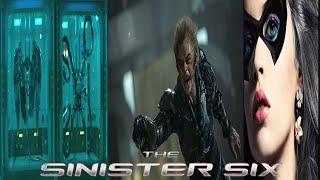 The Sinister Six (Fan) Trailer 2016