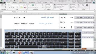 Second lesson ( part 1) in Excel 2013