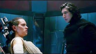 Kylo Ren interrogates Rey - The Force Awakens